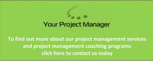 contact your project manager